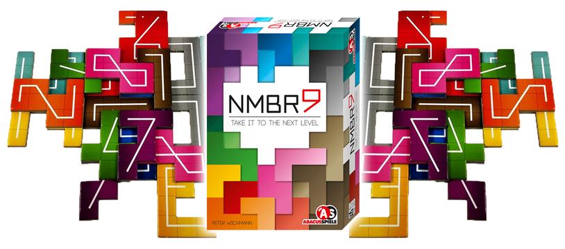 Nmbr9 : des chiffres et des chiffres