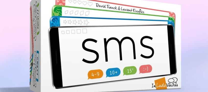SMS, loran escofié vouza lèçé un msg