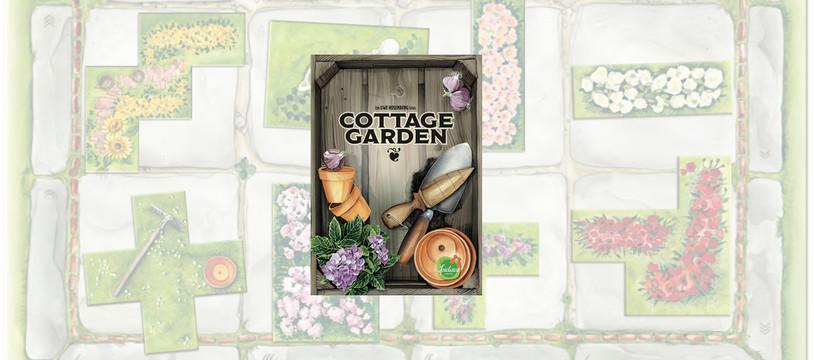 Cottage Garden : Manque de pots, Uwe !