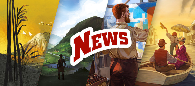 Les news Super Meeple
