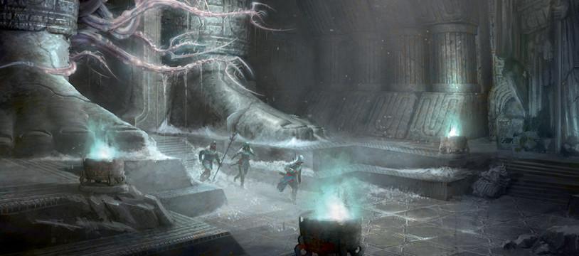 La création de scénarios pour Conan (Monolith)