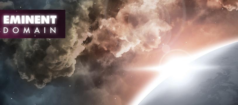 Eminent Domain : La galaxie à portée de cartes