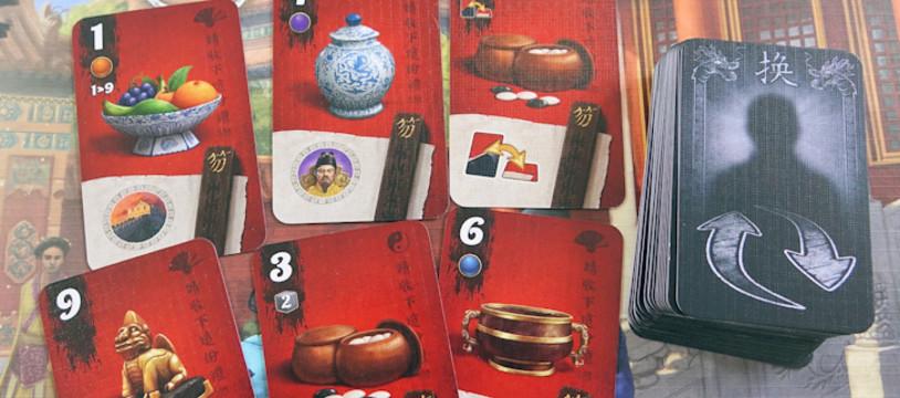 """Sur le Vif! Review de Gugong, un des meilleurs jeux """"expert"""" 2018!"""