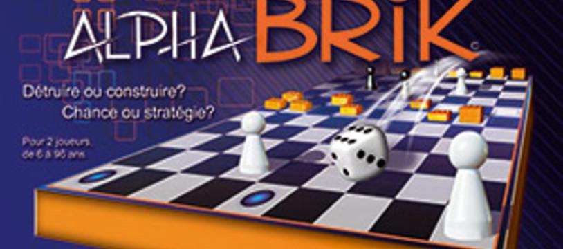 Alpha Brik sortira en septembre