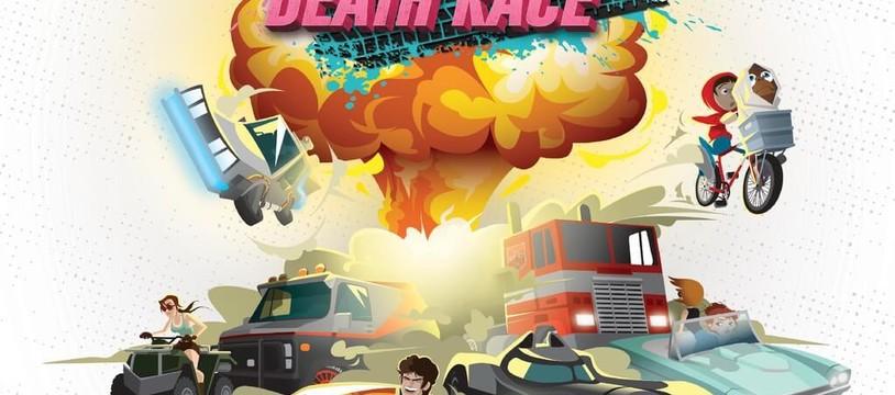 Hollywood Death Race débarque surkickstarter !