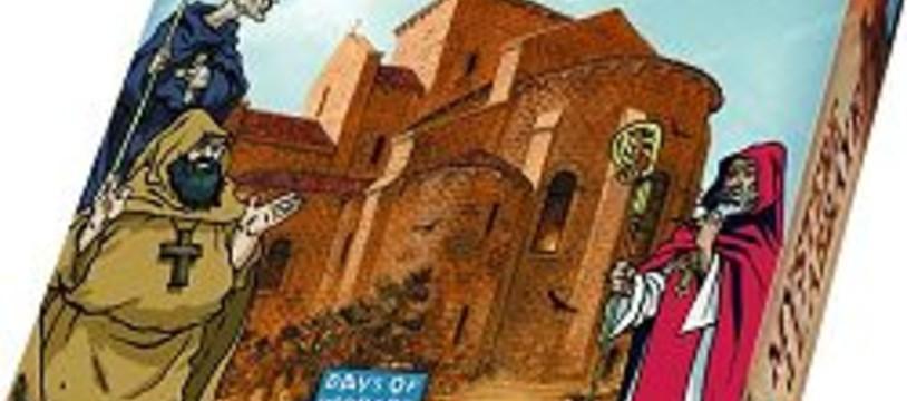 Mystère à l'abbaye, un jeu, un site !
