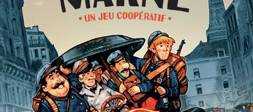 Les Taxis de la Marne : Mais pas si viiite !