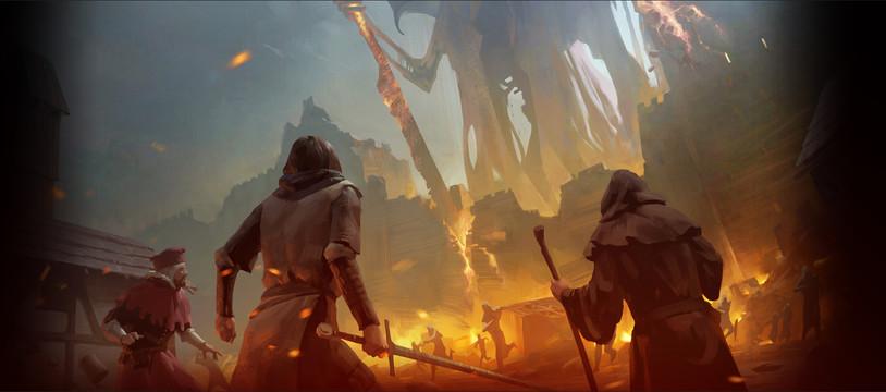 [Carnet d'auteur] Time of Legends : Destinies