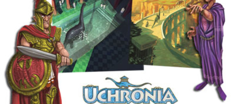 Uchronia, chez Iello en novembre