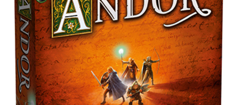 Andor, vous pouvez entrer dans la légende