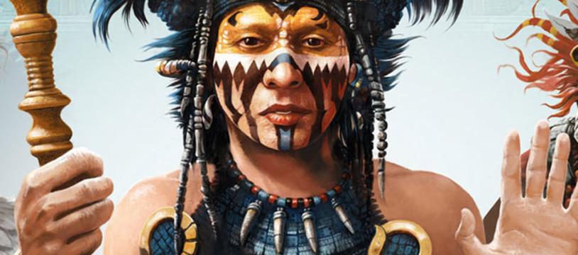 Tzolk'in : Tribus et Prophéties, la maya label est dispo