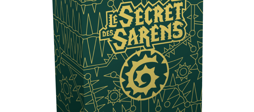Le secret des Sarens : Sarens, Get it !
