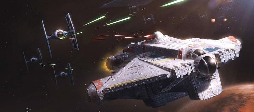 X-Wing: Hoth V.VIII