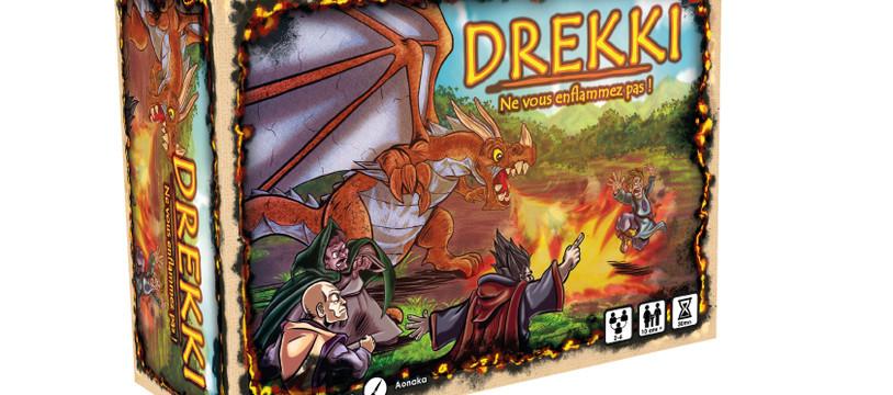 Ouverture de la campagne Ulule pour Drekki!