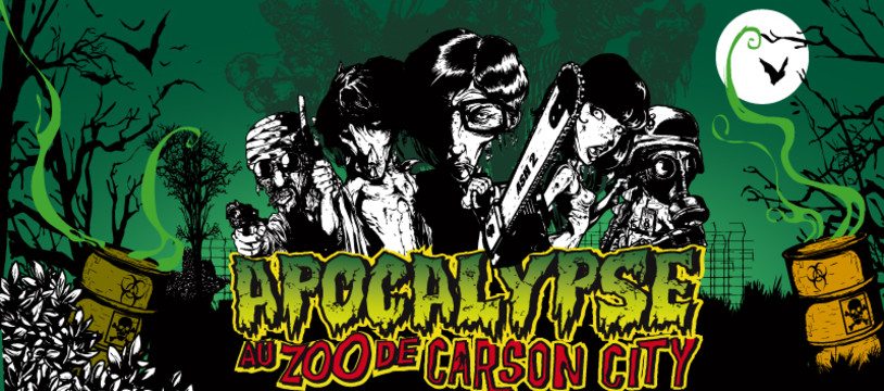 Apocalypse au Zoo de CArson City : jouez sur BoardGame Arenaaaargh...