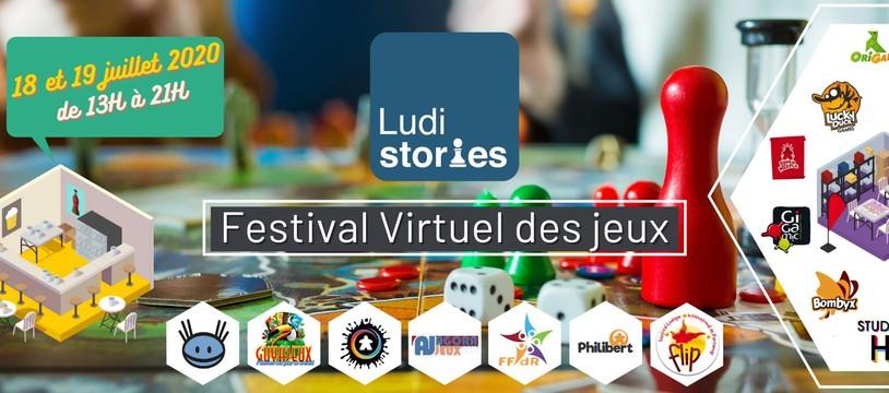 Ludi Stories ou Histoire de jeux... en slip !