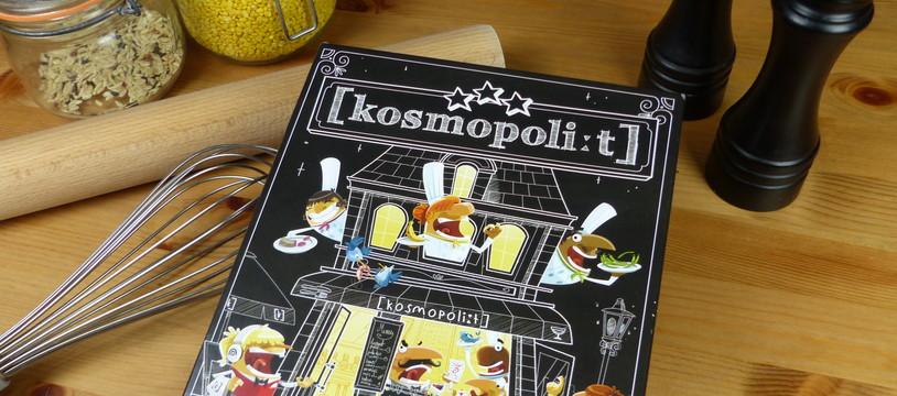 [kosmopoli:t] : un jeu polyglotte !
