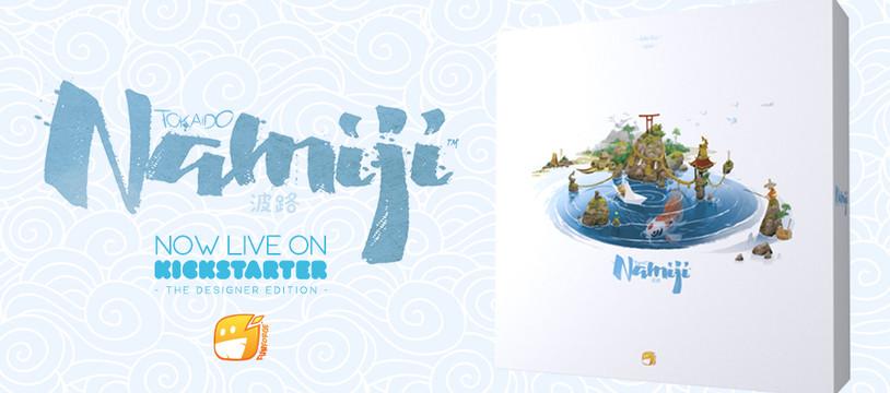Kickstarter : la campagne Namiji est lancée !
