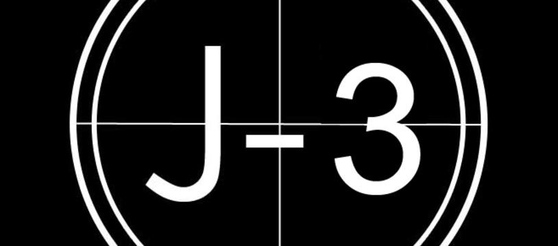 JOUR J-3