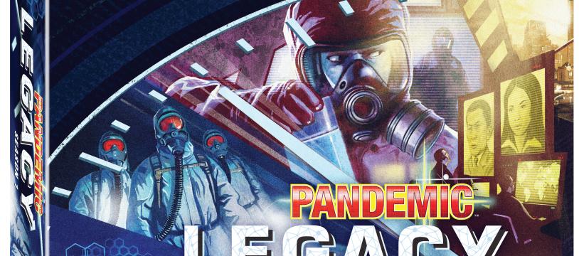 Pandemic Legacy : Promis, demain... j'arrête !