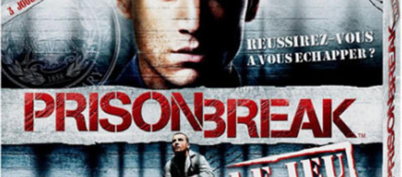 Prison Break, le jeu de société