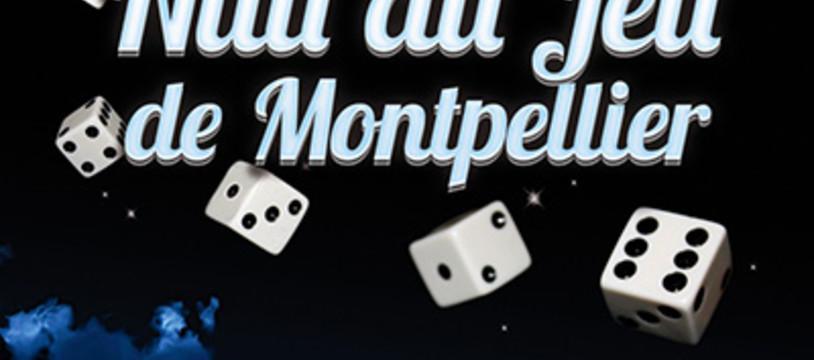 19 ème Nuit du jeu de Montpellier