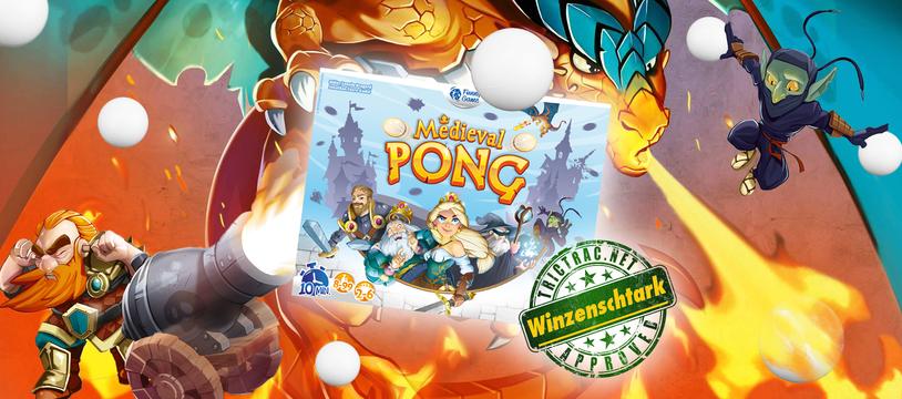 Médiéval Pong : c'est d'la balle !