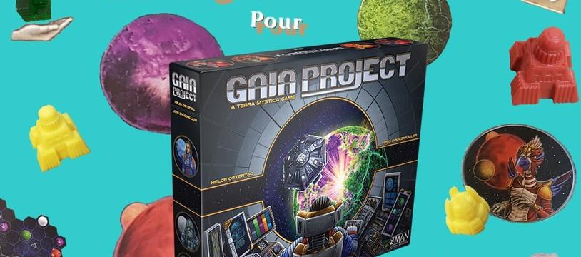 La règle en vidéo pour Terra Mystica : Projet Gaia