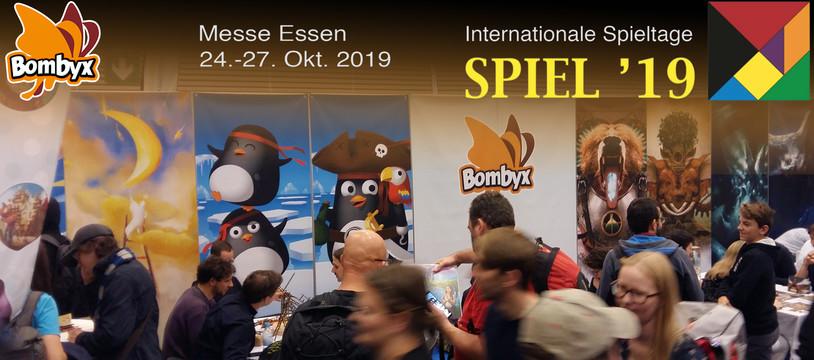 BOMBYX à Essen : programme et infos !