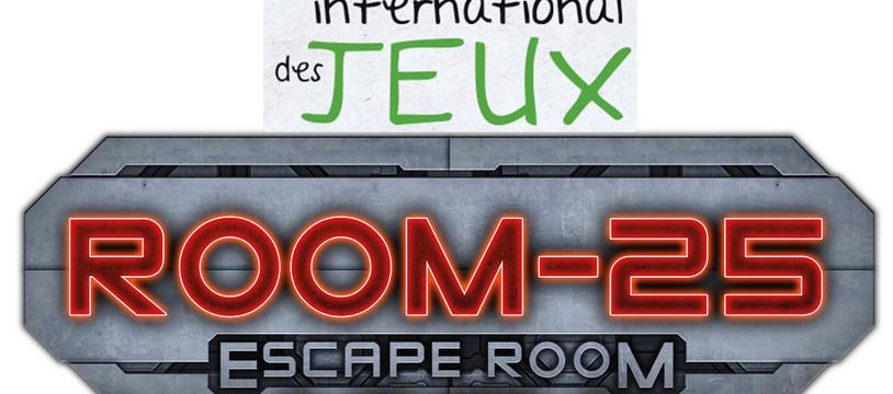 Room 25 : l'Escape Game Live à Cannes !