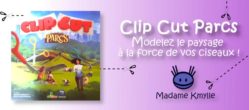 CLIP CUT PARCS : Modelez le paysage à la force de vos ciseaux !