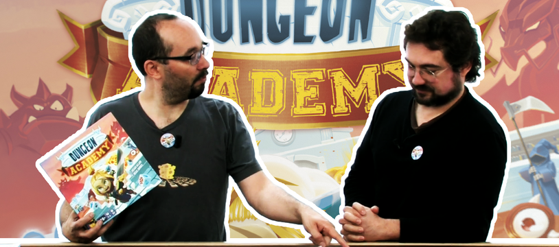 Dungeon Academy, de la partie !