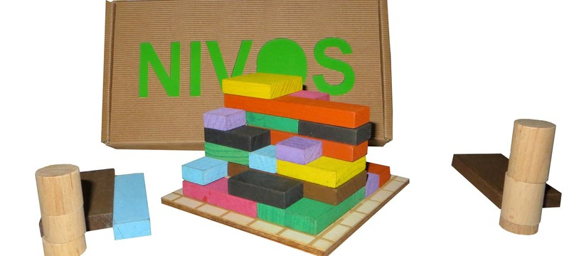 Nivos, je t'empile mais gaffe à la rondelle !
