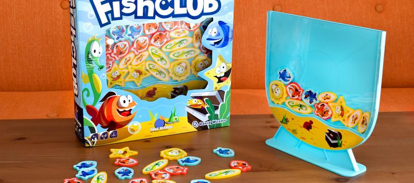 Fish Club : Quelle famille de poissons triomphera dans ce duel aquatique ?