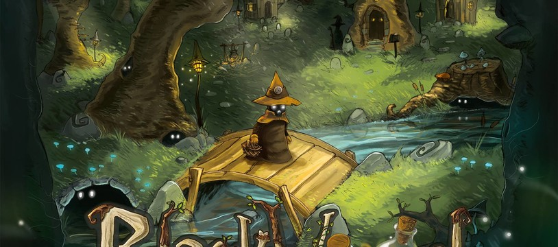 BLACKWOOD  De l'exploration à la forêt mystérieuse, l'histoire de sa création.