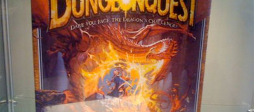 DungeonQuest de retour chez FFG