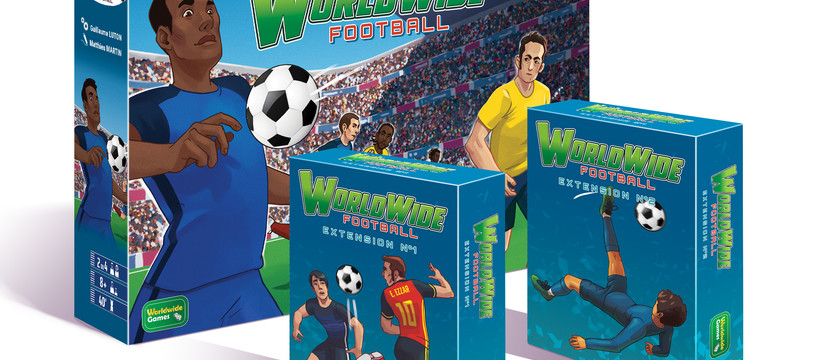 Worldwide Football : l'extension n°2 est sur Ulule !