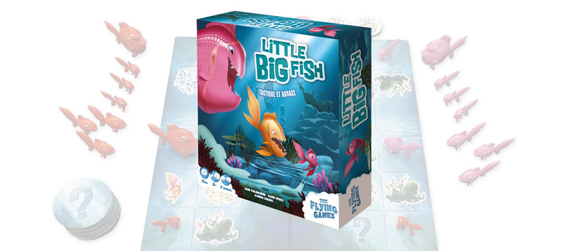 Little Big Fish : Un coup d'dents d'dans !