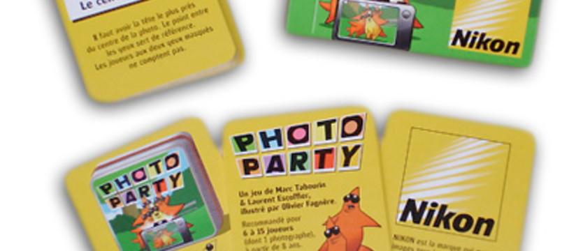 Photo Party au salon de la photo !