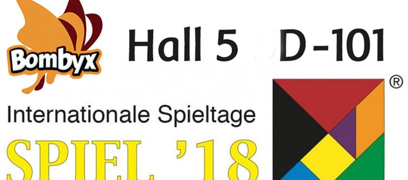 Bombyx à Essen (Hall 5-D101) !