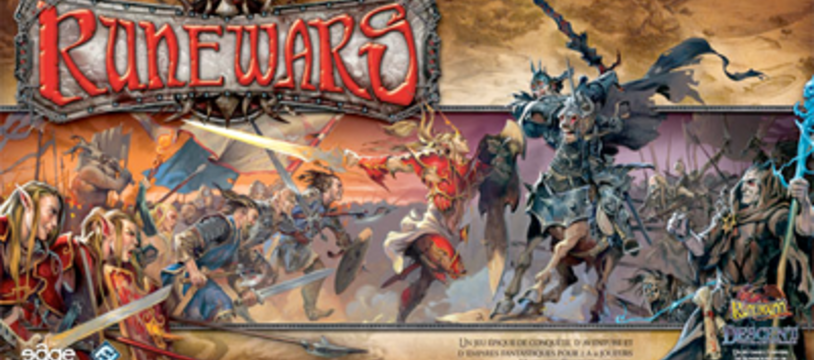 Runewars, les pré commandes avec des bonus !