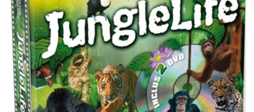 La loi de la jungle et son DVD