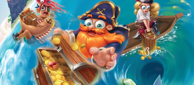 Bermuda Pirates, un trésor au bout du doigt