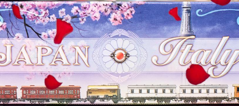 LADR - JAPON - ITALIE : Shinkansen et Traghettos