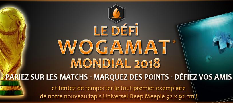 Défi WOGAMAT Coupe du Monde