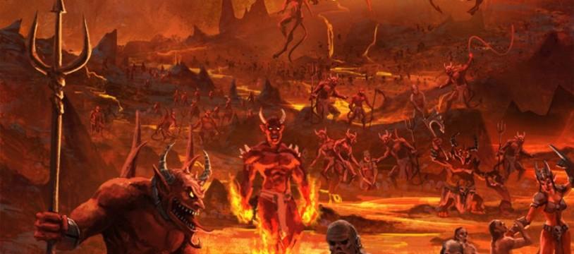 Dungeon Saga - Les Cryptes infernales : Allumez le feuuuu... et éteignez les torches !