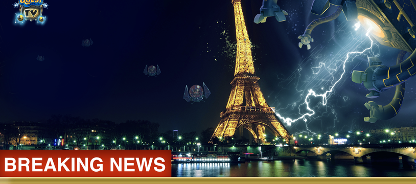 Breaking News ! Loony Quest The Lost City sur les étals !
