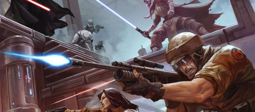 Star Wars: à l'assaut! (sur l'empire)