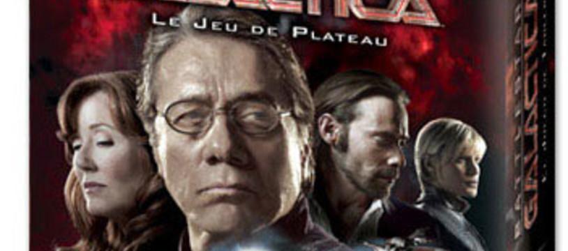 Battlestar Galactica en français et en boutique