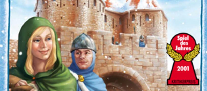 Il neige sur Carcassonne !